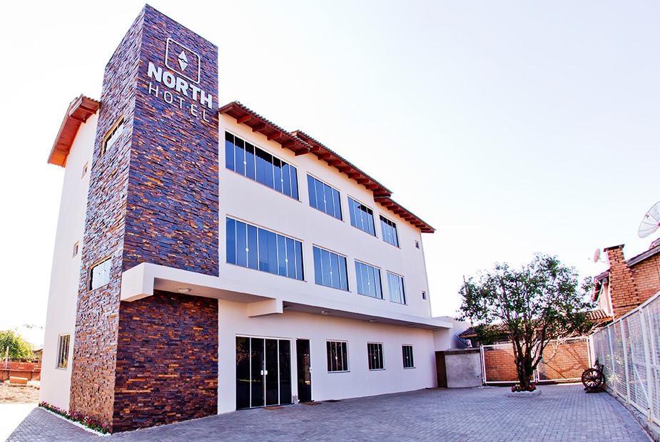 Hotel North Chapecó - desfrute da qualidade e conforto ao melhor estilo chapecoense de atendimento.