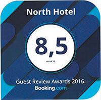 Nossa avaliação no booking - Hotel em Chapecó