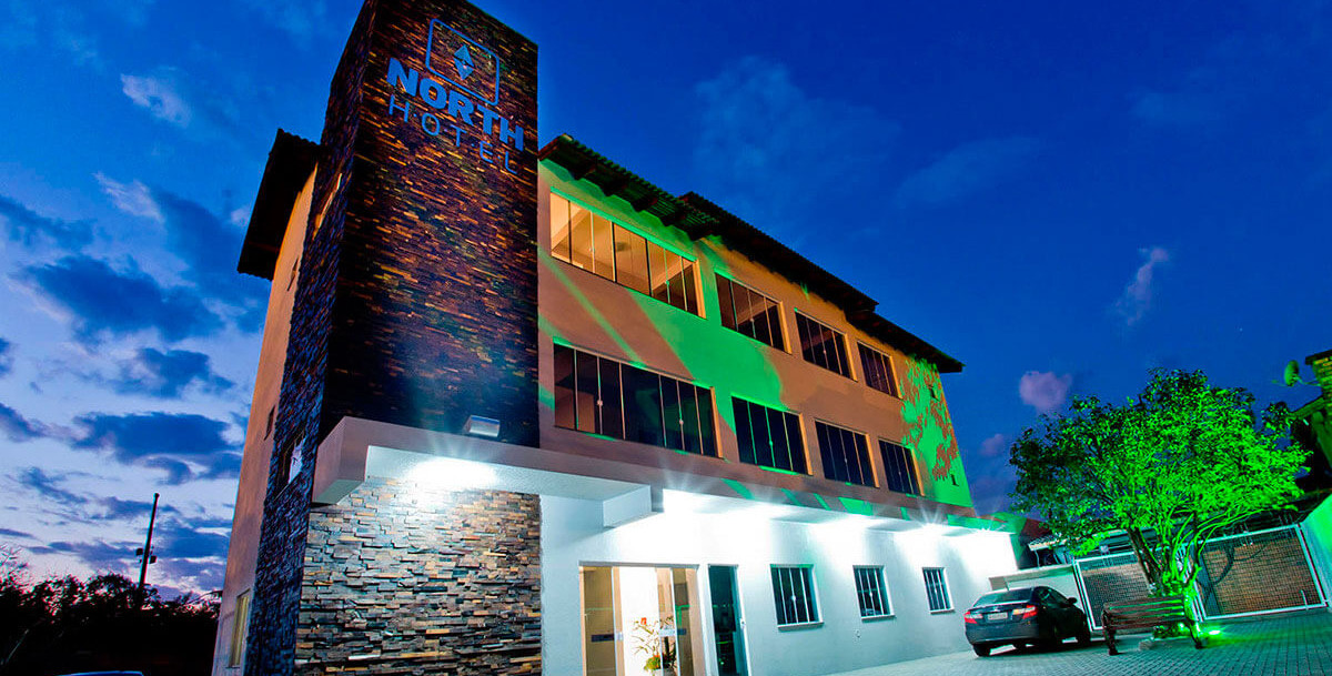 Hotel North Chapecó - Santa Catarina